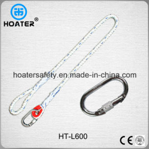 En354 Belt Lanyard in Safety Harness with Hooks From China pictures & photos