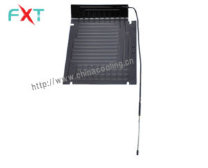 Roll Bond Evaporator Refrigeration Parts Black Painting Size 540X376 pictures & photos