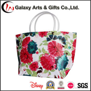 Factory Price Recycled Laminated PP Woven Tote Bag for Shopping pictures & photos