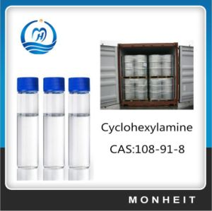 99.5% CAS108-91-8 Cyclohexylamine for Producing Desulfurization Agent pictures & photos