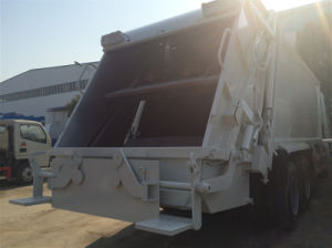 Foton 18cbm Garbage Compactor Waste Compact Truck pictures & photos