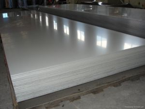 Cold Rolled Stainless Steel Sheet Grade 304 and 201 Slit Edge with PVC Coating pictures & photos