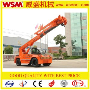 Wsm High Quality 12t Telescopic Boom Forklift Truck pictures & photos