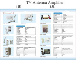 CATV Antenna Amplifier (SHJ-TA9503) pictures & photos