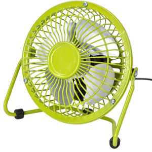 "4"" USB Fan, Mini Fan Cooling Fan pictures & photos"