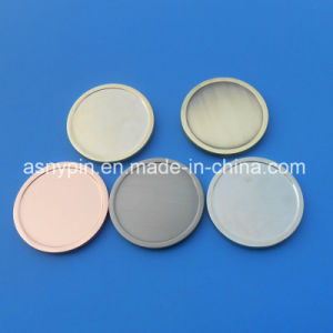 Various Colors Custom Blank Coin Souvenir pictures & photos