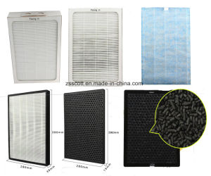 Little Air Resistance HEPA Filter pictures & photos