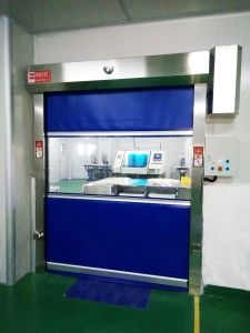 Hi-Speed Industrial Warehouse Automatic Roll up Door pictures & photos