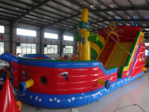 Hot Sale Inflatable Bouncy with Ce Blower (HL-101)