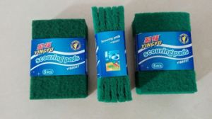 Excellent Quality Customized Sponge Scourer Pad for Cleaning in Colorful pictures & photos