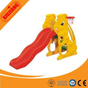 Small Animal Shape Kids Playground Slide for Children pictures & photos