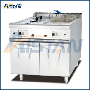 Gh985 Gas Vertical Fryer of Catering Equipment pictures & photos