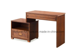 Bedroom Furniture/Wooden Brown Color Dressing Table (I&D-G1693)