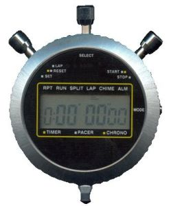Measuring Tool Mini Sports Digital Stop Watch pictures & photos