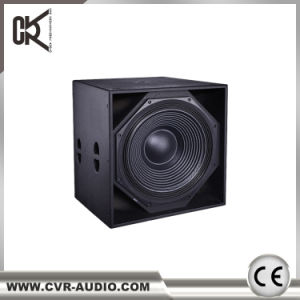 Subwoofer 15 Inch / 18inch Passive Big Speaker Box pictures & photos