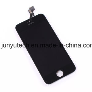 Mobile Phone LCD Touch Screen for iPhone 5c pictures & photos