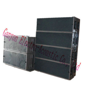 Sb28 Double 18 Inch Line Array Bass Speaker Subwoofer pictures & photos