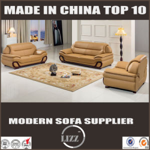 Living Room Furniture Modern Leather Sofa Set with Leisure Design pictures & photos
