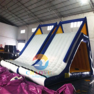 Hot Sale Inflatable Water Sports Slide for Water Park pictures & photos