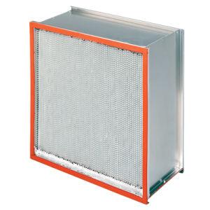 High Temperature Pleat HEPA Filter with Aluminum Foil Separator pictures & photos