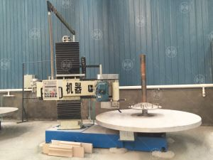 Column Cap and Base Profile Stone Cutting Machine for Granite &Marble pictures & photos