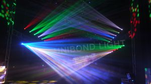 Mini 40W LED Moving Head Gobo Effect Spot Light pictures & photos