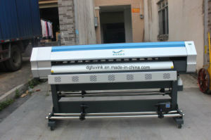 1.6m Digital Indoor Outdoor Flex Banner Vinyl Sticker One Way Vision Printing Machine pictures & photos