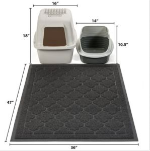 Pet Supply PVC Coil Cat Mat pictures & photos