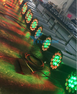 19PCS LED PAR Zoom Wash Wedding Light pictures & photos