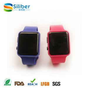 Digital Jelly Watch Silicone Bracelet LED Sports Wrist Watch
