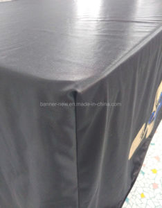 Washable Durable Full Color Advertisement 3D Table Cover pictures & photos