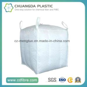 Baffle Bulk Bag with PE Liner Inside Form Stable Bags pictures & photos