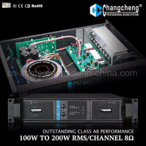Hq Class Ab Low Wattage Professional Power Amplifier pictures & photos