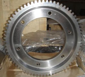 Customized Alloy Steel CNC Machining Gear by Drawings