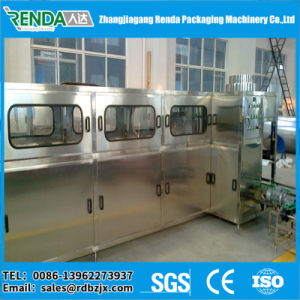 5gallon Water Bottling Plant/ Automatic Bottle Washing Filling Capping Machine pictures & photos