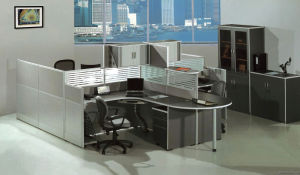 Modern Office Partition /Partition Wall /Workstation (NS-NW198) pictures & photos