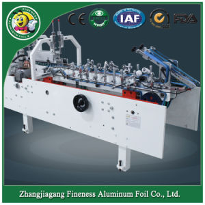 Design New Arrival Fully Auto Folder Gluer Box Machine pictures & photos