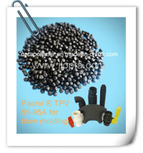 Santoprene Equivalent TPE Raw Material for Extrusion, Injection, Blow Molding pictures & photos