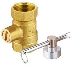 Sales Lead Free Brass Ball Valve (EM-V-73) pictures & photos