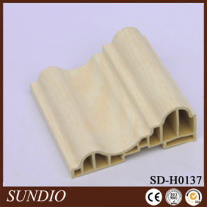 Wood Composite Decoration Building Wall Cover WPC Wall Cladding Panel pictures & photos