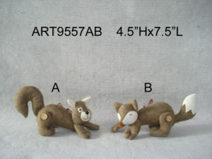 Christmas Decoration Squirrel Camoflage Boy & Girl pictures & photos