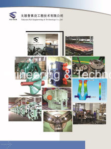 Discharging Pinch Roll of Rolling Mill pictures & photos