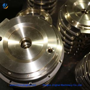 Customized CNC Machining Copper Pump Body pictures & photos