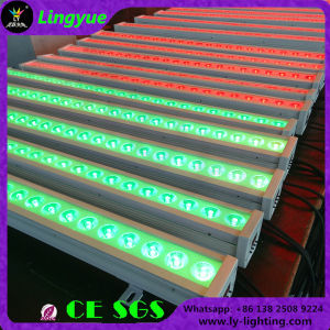 24X12W RGBW DMX Indoor LED Wall Washer pictures & photos