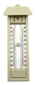 Outdoor Non Mercury Free Max Min Thermometer pictures & photos
