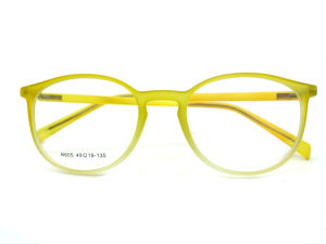 Promotional Customized Yellow Printed Tr90 Italian Optical Frame pictures & photos