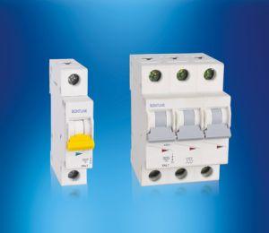 Sontune Snl7 1p Series (MCB) 1p 2p 3p 4p Miniature Circuit Breaker 63A 10ka pictures & photos