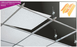 Ceiling T Bar/Main Tee, Cross Tee, Wall Angle pictures & photos