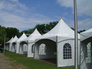 5mx5m Aluminum Structure PVC Spring Top Tent Nearby Swimming Pool pictures & photos