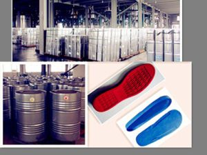 Two Component Polyurethane Medium Sole Zh6850/Zh9823 pictures & photos